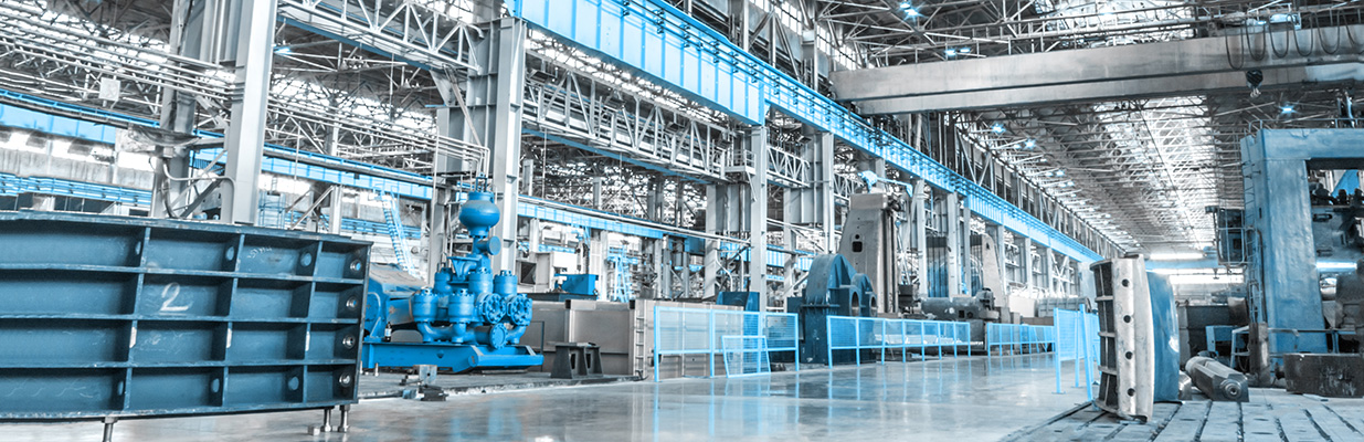 Services equipment facilities
